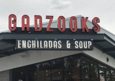 Gadzooks completed in TEMPE!