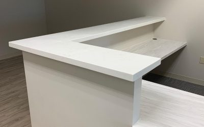 Solid Surfaces Installed at NOVA Home Loans