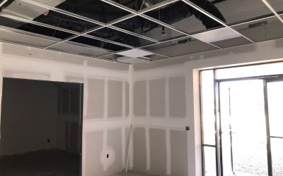 Alma School Suite 7 Progress
