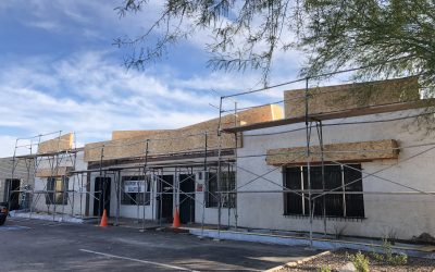Tempe Exterior Renovation Ready for Stucco