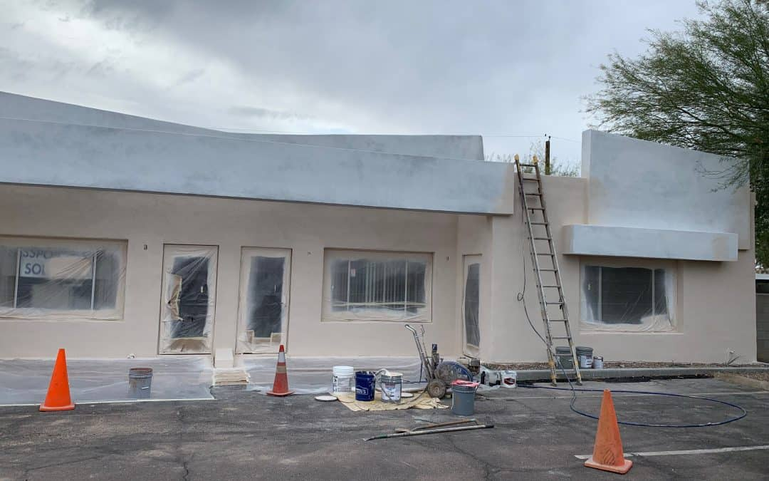 Tempe Exterior Remodel Painting