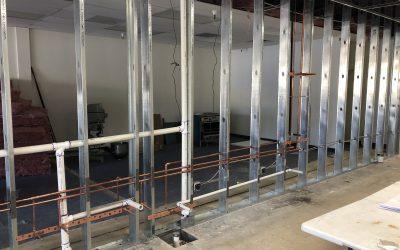 Ice Cream Production Facility Progress Update
