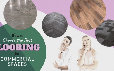 How to Choose the Best Flooring for Commercial Spaces
