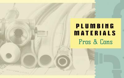 Commercial Plumbing Materials