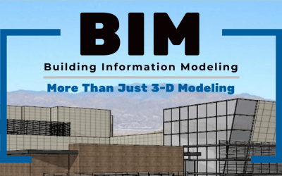 Building Information Modeling (BIM) is More Than Just 3-D Modeling