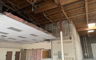 Queen Creek Office's Warehouse Demolition Complete