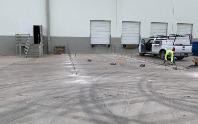 Tempe Warehouse Ramp & Rollup Door