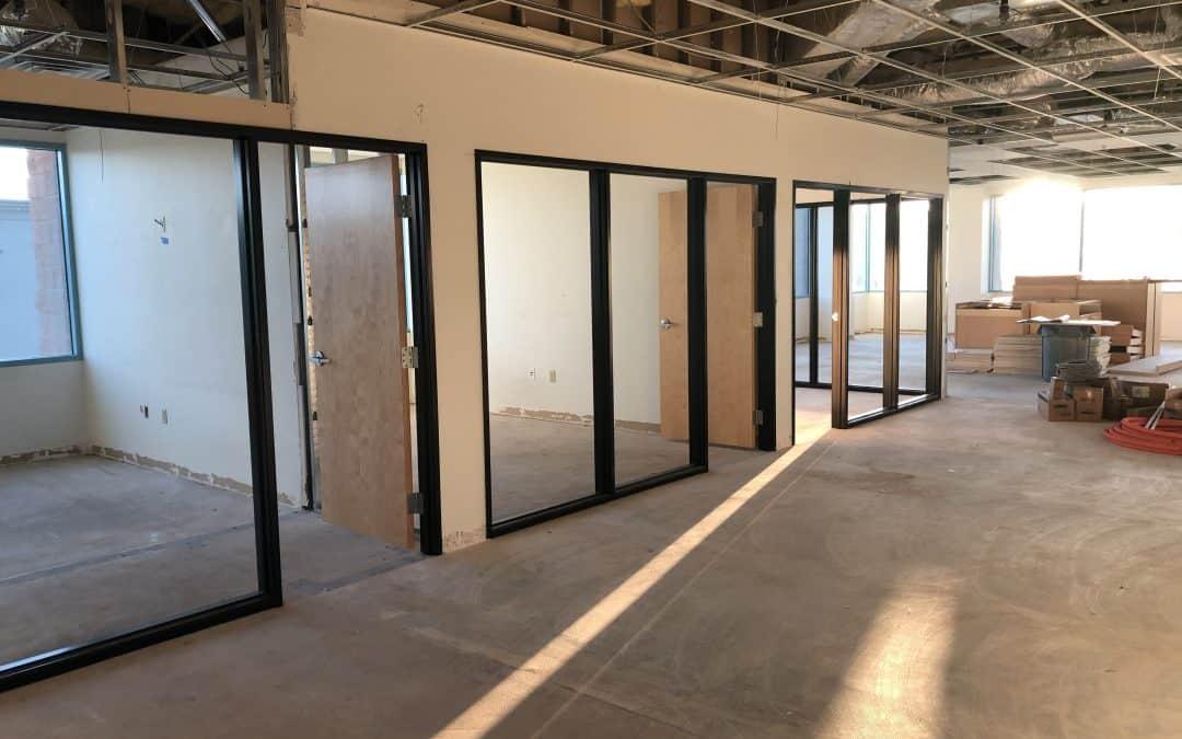 Doors & Frames Installed at Veri-Tax (Tempe)