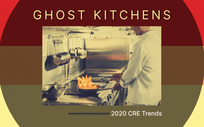 Ghost Kitchens: A 2020 CRE Trend