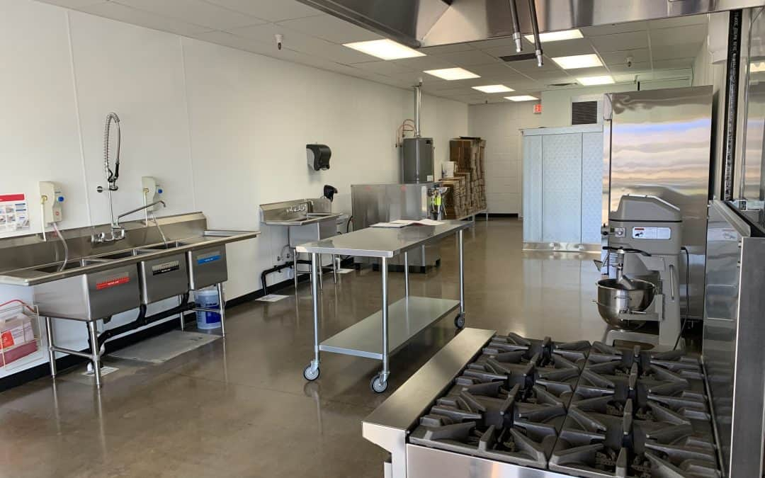 Rockwell Ice Cream Production Facility (Mesa)