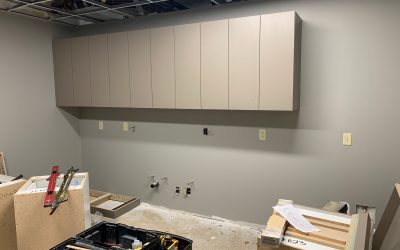 Cabinets at Cordell & Cordell