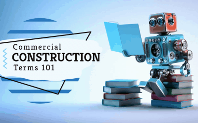 Commercial Construction Terms 101
