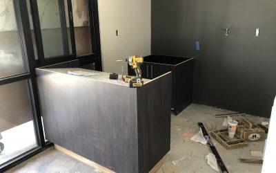 More Vito's Progress! Cabinets, Lighting, and Gas