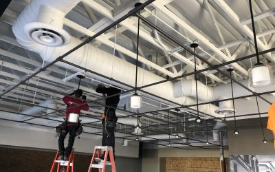 Electrical, Lighting, & Signage at Vito's Gilbert