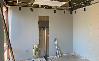 Conference Room Insulation at Cordell & Cordell