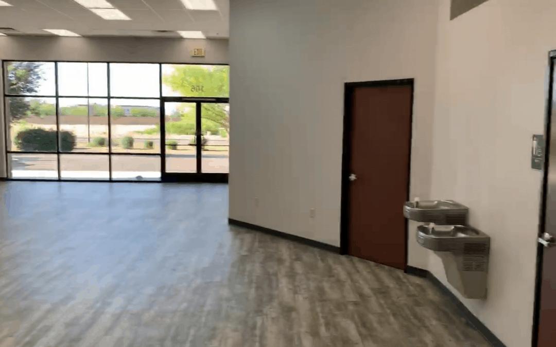 Queen Creek Office/ Warehouse Remodel