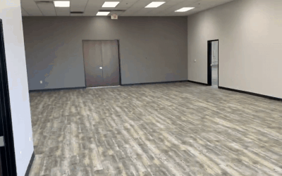 Queen Creek Office/Warehouse Remodel Complete