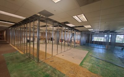New Project: Demolition & Framing at EMC Insurance (Peoria)