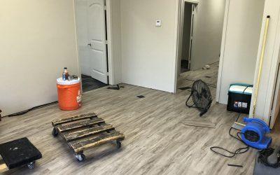 Major Progress at Chandler Spec. Suite