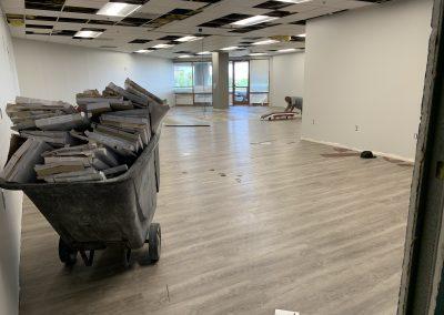 EMC Insurance Phase 1: Flooring