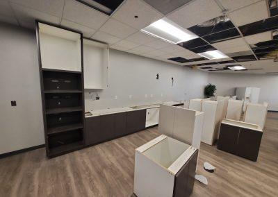 EMC Insurance Phase 1: Cabinets