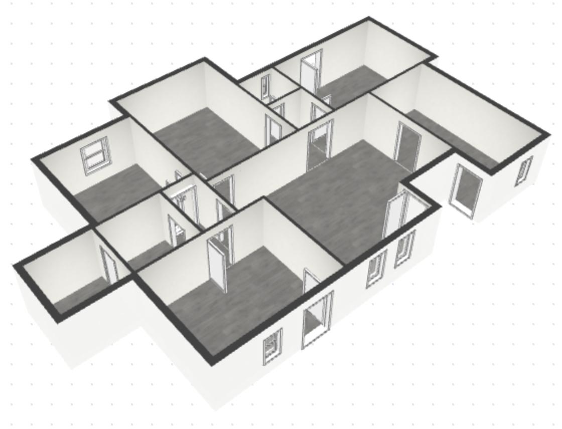 magicplan 3D floorplan