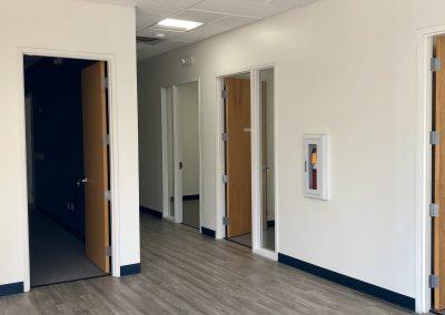 Phoenix Logistics Office Remodel Gilbert