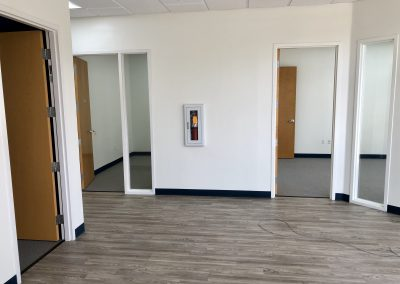 Phoenix Logistics Office Remodel Gilbert