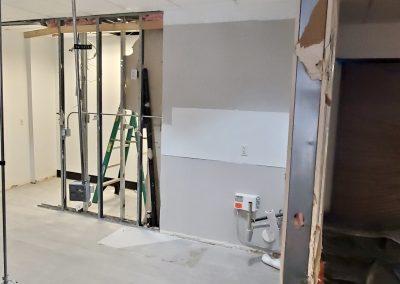 Demolition Progress
