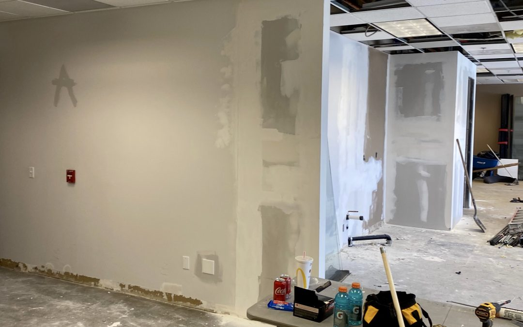 New Project: OEC Peoria Office Remodel