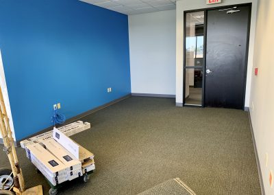 OEC Office Remodel Completion