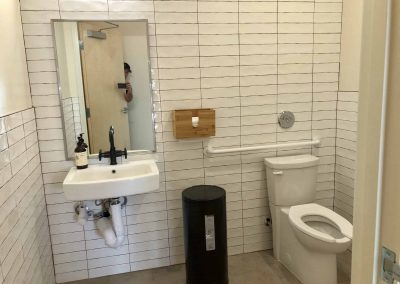 Balboas Mesa Restroom