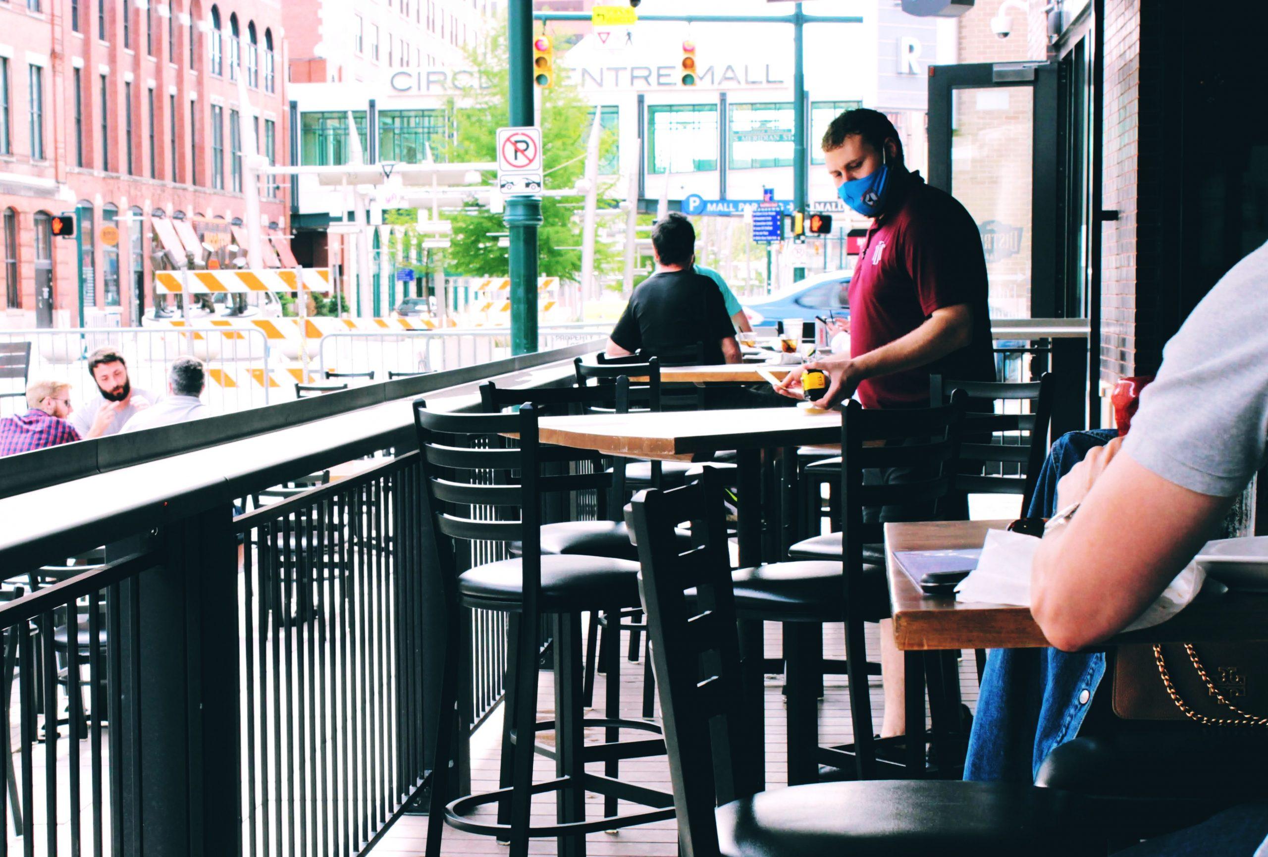 future restaurant design