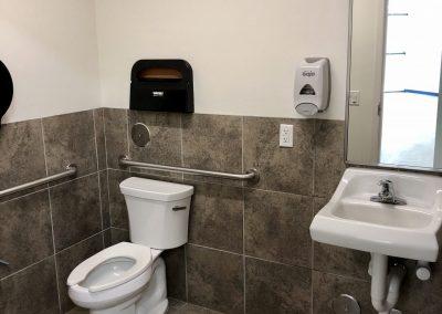 Phoenix Logistics Gilbert Restroom