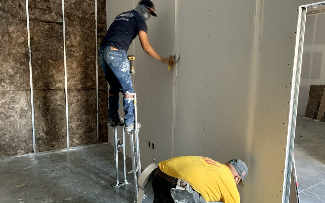 Ruby Bloom Boutique Paint, Insulation, & Drywall (Queen Creek)