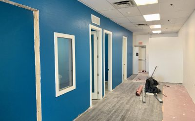 Paint at Nascent Health (Gilbert)