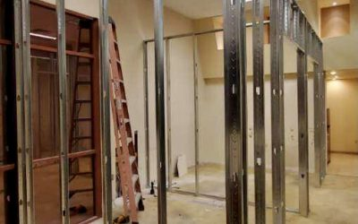Framing & Electrical At The Harding Firm (Mesa)