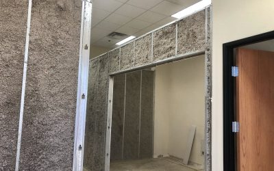Insulation Installed The Harding Firm (Mesa)