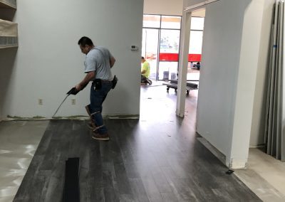 State Farm Flooring