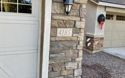 Residential Garage Repair Complete (Gilbert)