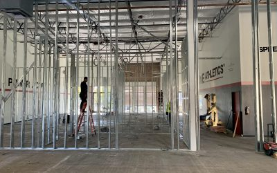 Framing & Electric at Fusion Power T.I. (Chandler)