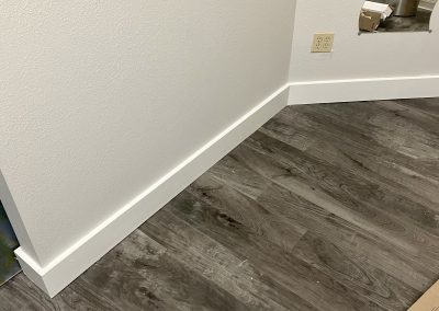 State Farm Baseboards & Paint