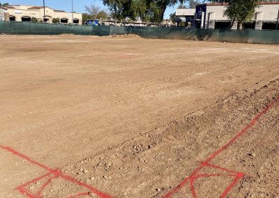 Apple Valley Footing Layout