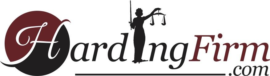 Harding firm Logo