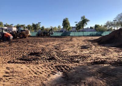 Apple Valley Dental and Braces Dirt Work