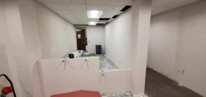 Paint at EMC Insurance (Peoria)