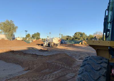 Apple Valley Mesa Earth Work