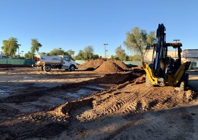 Apple Valley Mesa Earth Work