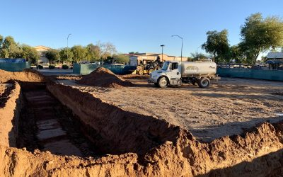 Excavation Continues at Apple Valley Dental & Braces (Mesa)