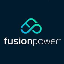 fusion power logo